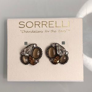 Sorrelli Clip On Earrings